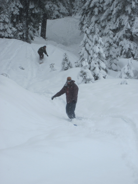 hurricane alpental bottom run Hurricane Ridge TR goes live!!