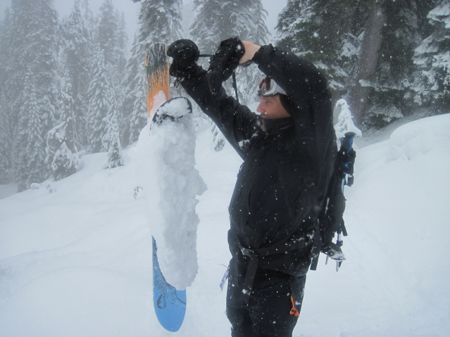hurricane alpental sticky snow Hurricane Ridge TR goes live!!
