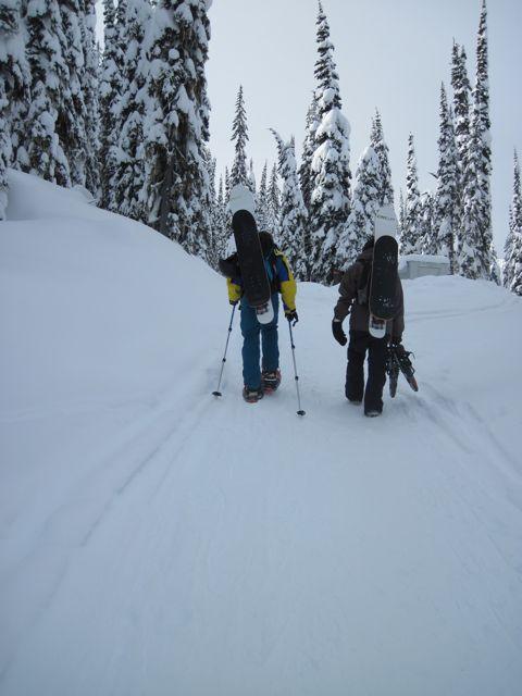 kootpas hiking a Kootenay Pass BC