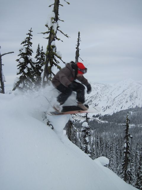 kootpass alan first ollie Kootenay Pass BC