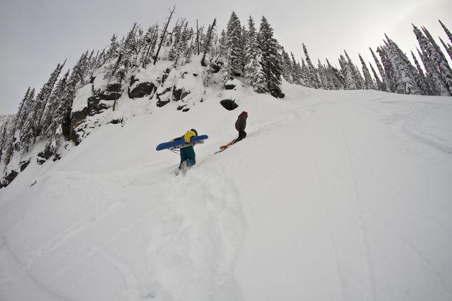 kootpass alan jordan hiking Kootenay Pass BC