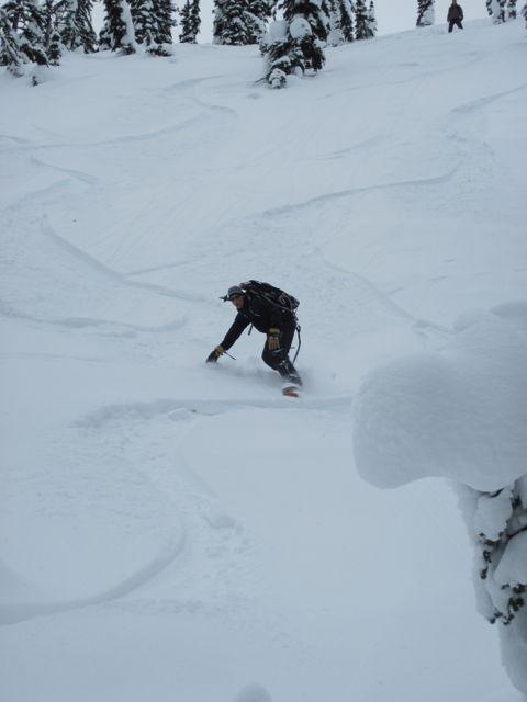 kootpass brandon warm up Kootenay Pass BC