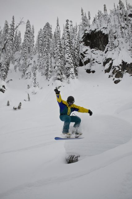 kootpass jordan drop Kootenay Pass BC